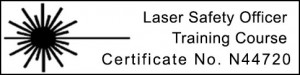 laser safety officer certification